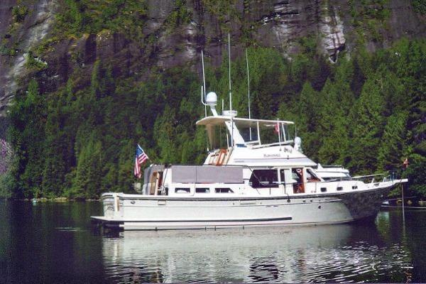 Offshore Yachts Yachtfisher