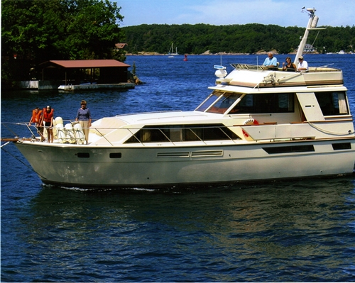 Pacemaker 46 Motoryacht