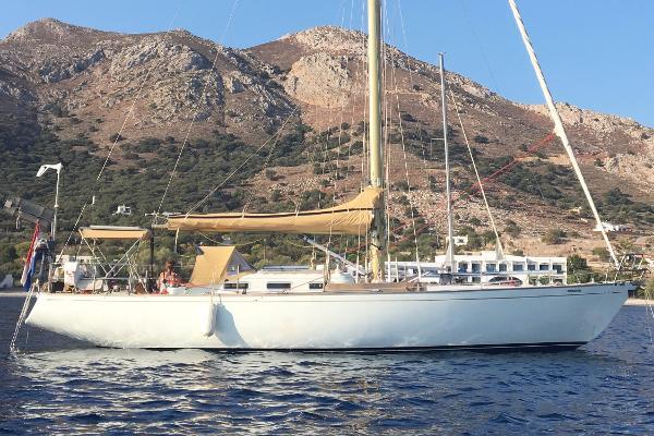 Sparkman & Stephens Benello 45 Freya Class