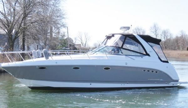 Chaparral 350 Signature Profile