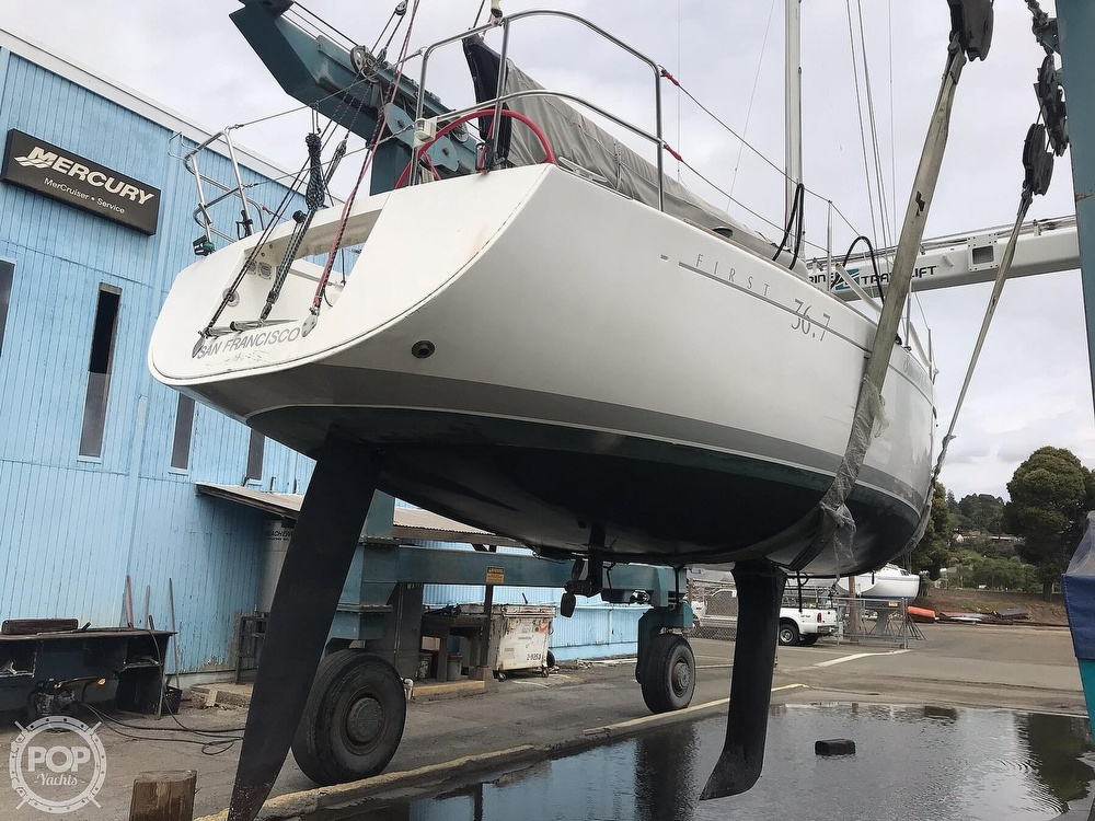 Beneteau First 36.7 2003 Beneteau First 36.7 for sale in Vallejo, CA