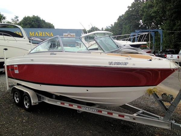 Wellcraft 210 Sportsman Main Boat Photo