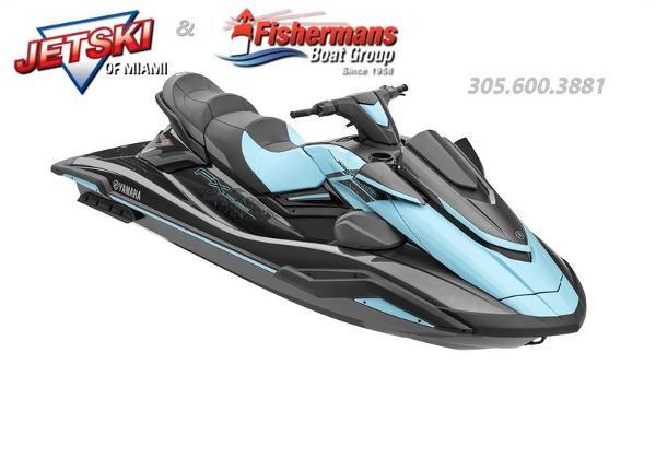 Yamaha WaveRunner FX Cruiser® HO W/ AUDIO