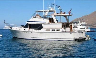 Offshore Double cabin motoryacht