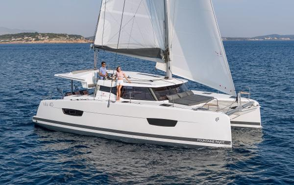 """Fountaine Pajot 40 """"IN STOCK"""""""