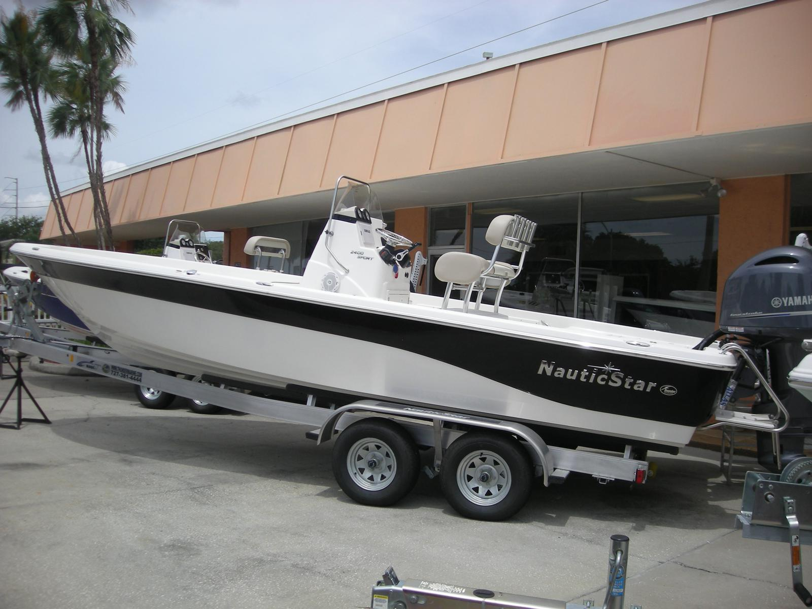 Nautic Star 2400 Sport
