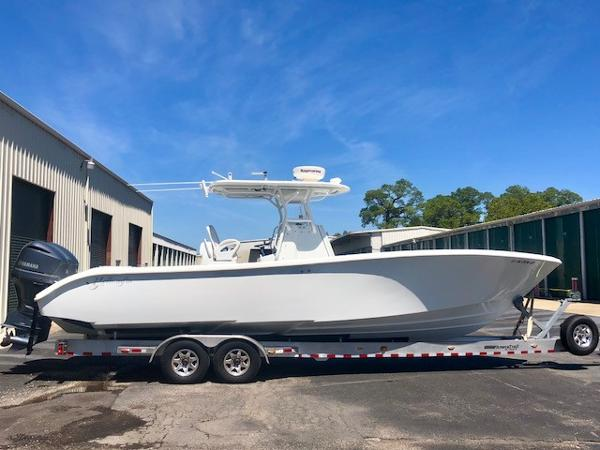 Yellowfin 32 Center Console Profile