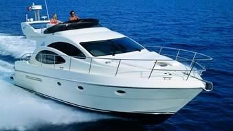 Azimut 42 Manufacturer Provided Image: Azimut 42