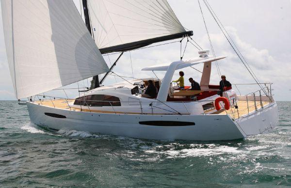 Feeling 55 Sailing