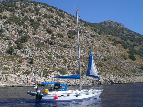 Custom GAEL 12.50 AYC Yachtbrokers - GAEL 12.50