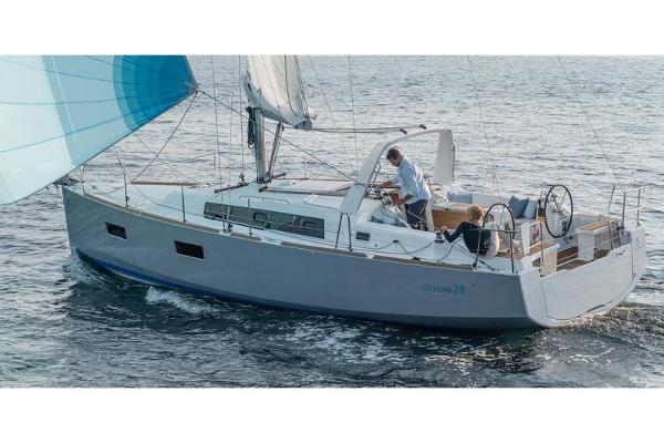 Beneteau America Oceanis 38 Manufacturer Provided Image