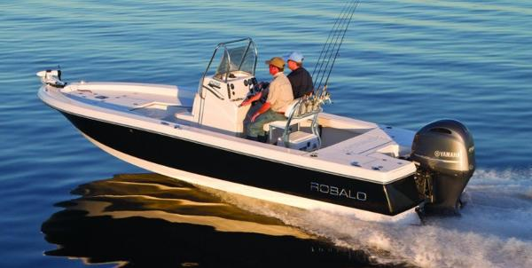Robalo 226 Cayman (New Photos Will Be Available Soon!)