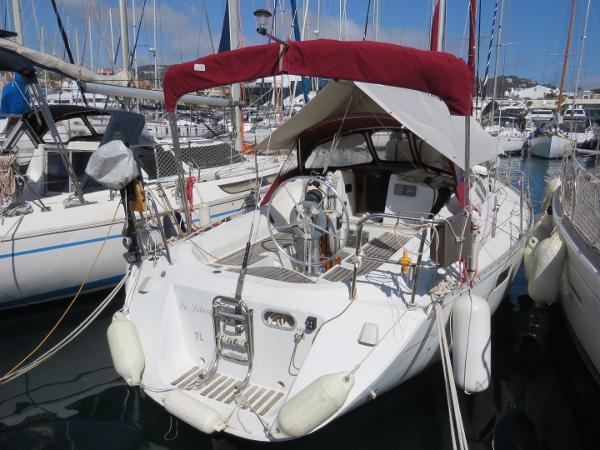 Beneteau Oceanis 350 IMG_0310