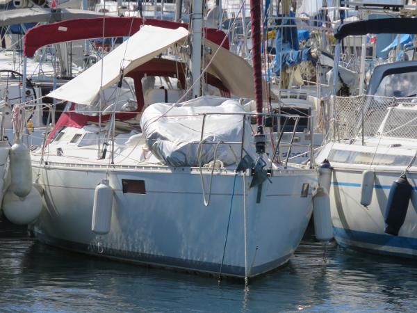 Beneteau Oceanis 350 IMG_0341