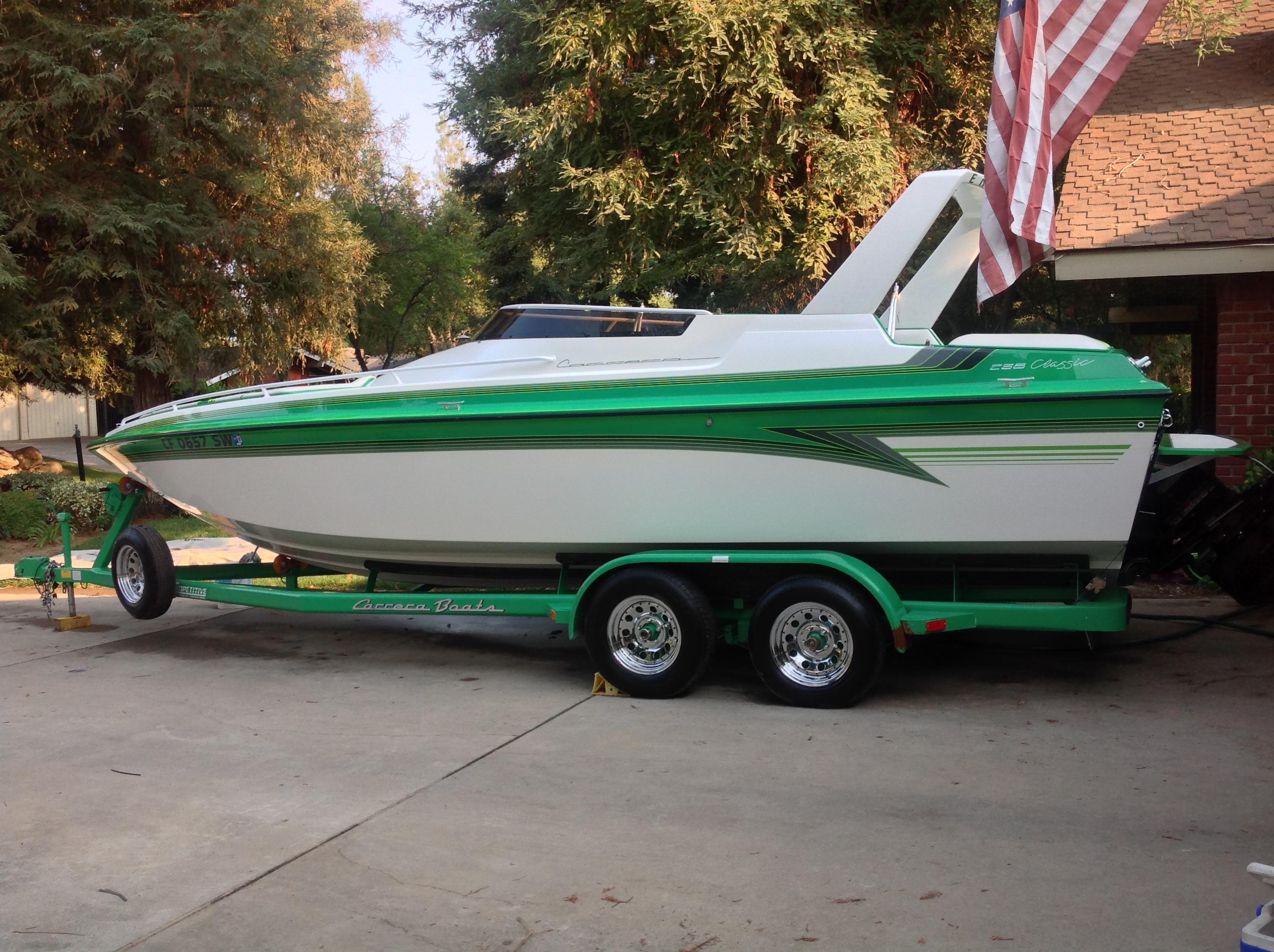 Carrera Boats 238 Classis