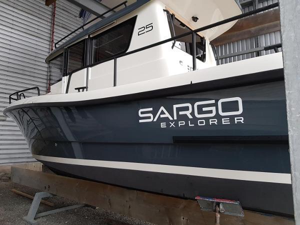 Sargo 25 Explorer 2015 Sargo 25 Explorer for sale