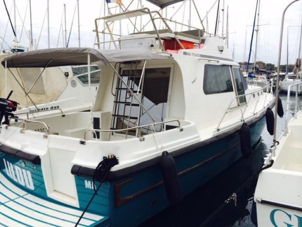 Aquastar Ocean Ranger 38 Ocean Ranger 38