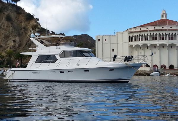 Symbol Yachts Pilothouse
