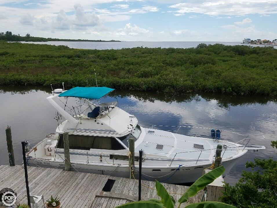 Bayliner 3888 Motoryacht 1989 Bayliner 3888 for sale in Hudson, FL