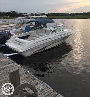 Sea Ray 215 Express Cruiser 1998 Sea Ray 215 Express Cruiser for sale in Waretown, NJ