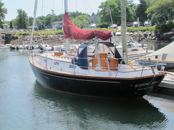 Morris Yachts 28 Linda