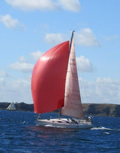 Beneteau First 38.5 First 38s5 Blustery Day