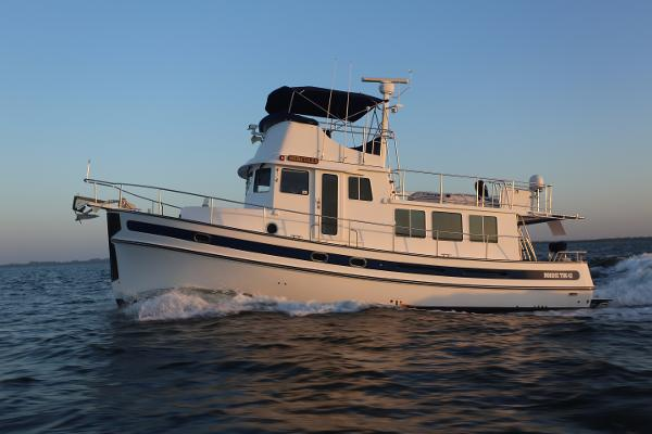 Nordic Tugs 42' Flybridge Main Profile