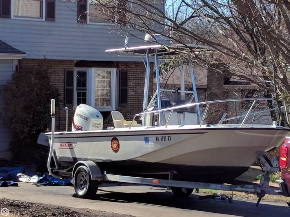 Boston Whaler Outrage 18 1989 Boston Whaler 18 Outrage for sale in Alexandria, VA