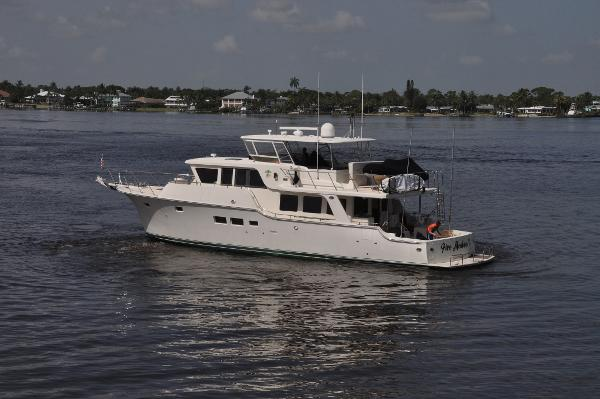 Offshore Yachts Out Islander 64 LRC