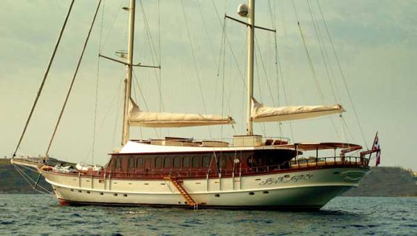 Silyon Yachts SY Queen of Andaman 41m