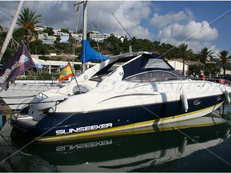 Sunseeker Superhawk 34