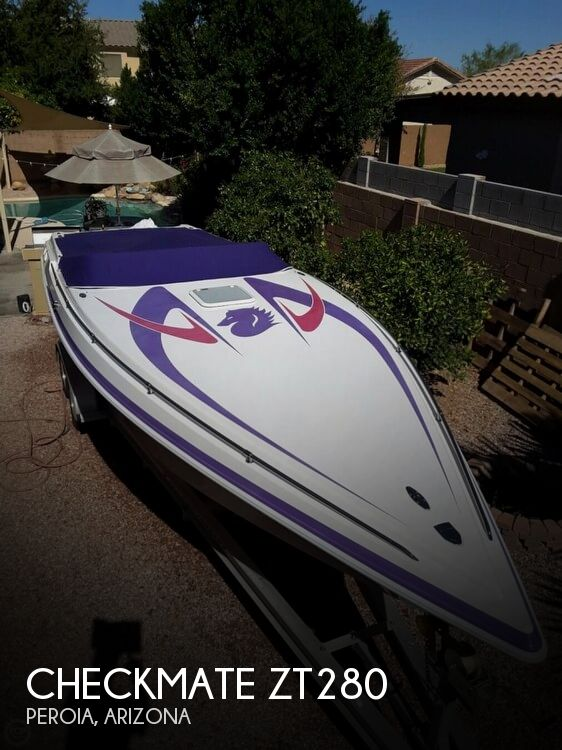 Checkmate Boats Inc ZT280 2000 Checkmate ZT280 for sale in Peroia, AZ