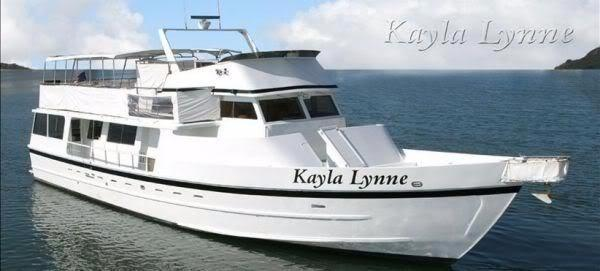 Mathews Motor Yacht Coast Guard COI
