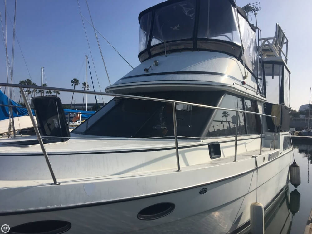Cooper Queenship Yachts Prowler 320 1989 Cooper Marine Prowler 320 for sale in Marina Del Ray, CA