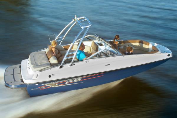 Bayliner 195 Deck Boat Manufacturer Provided Image
