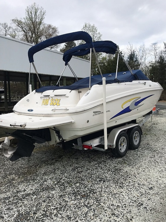Chaparral 235 SSi 2003 Chaparral 235 SSI for sale in Chestertown, MD