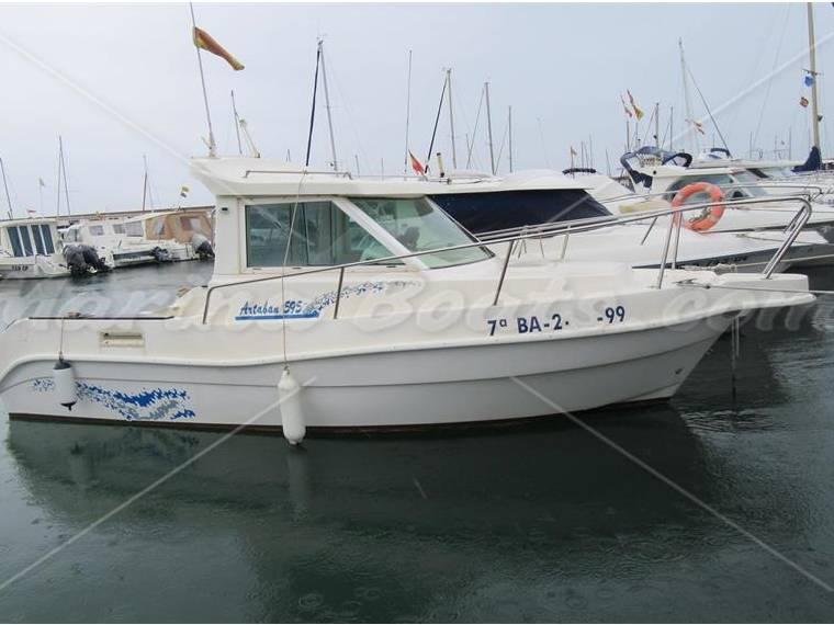 Fibresport Artaban 595