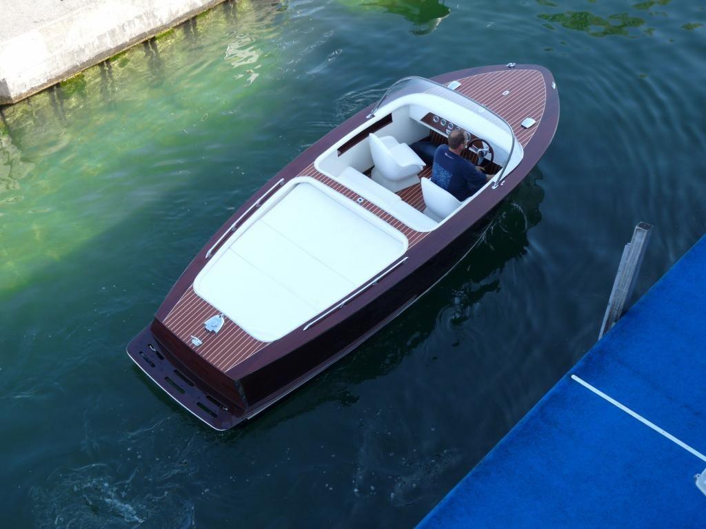 Boesch Motorboote 580