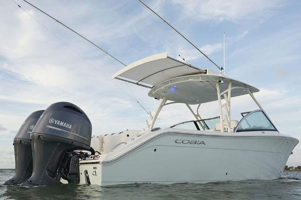 Cobia 280 Dual Console Manufacturer Provided Image