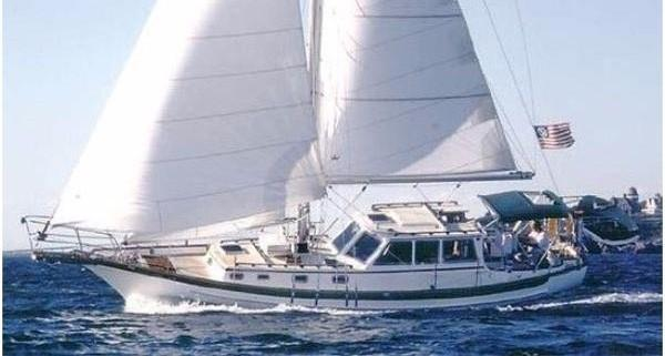 Cabo Rico 38 Pilothouse Cutter