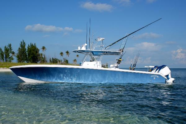 Bahama Open Fisherman