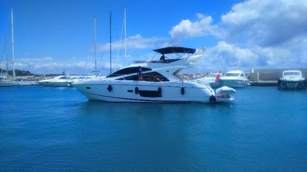 Sunseeker Manhattan 53 Motor Yacht Sunseeker Manhattan 53