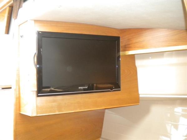 Optional 12v TV/DVD