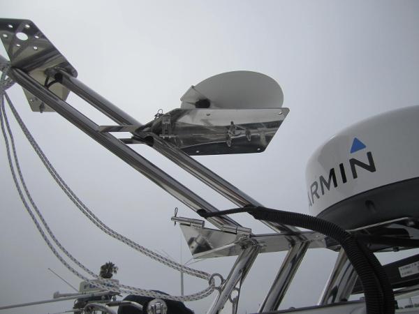 New Mast Design for 2014