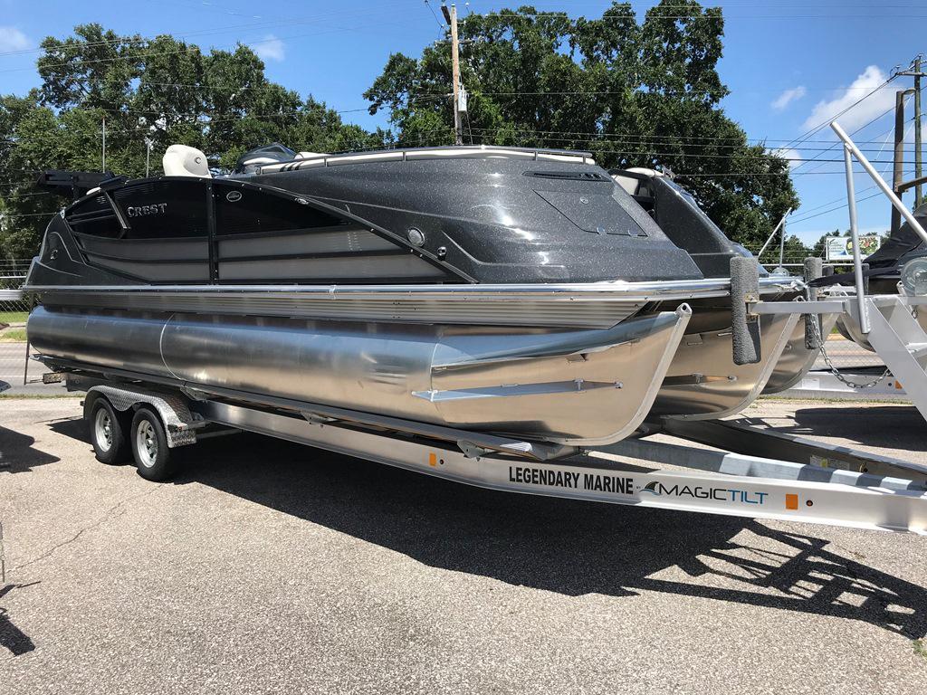 Crest 250 Savannah SLS