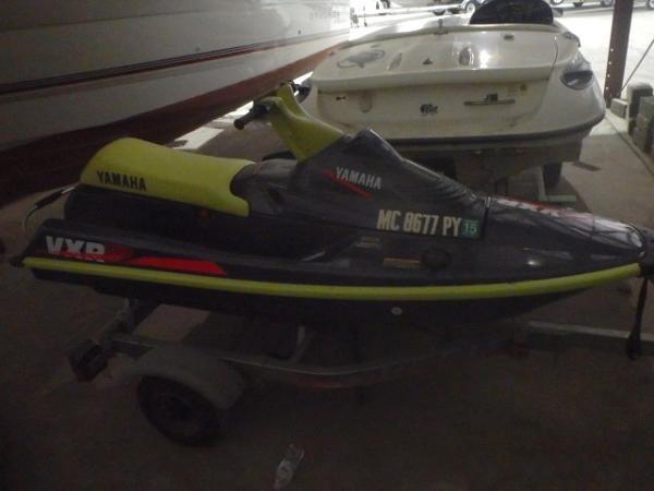 Yamaha Jet Ski Pro VXR