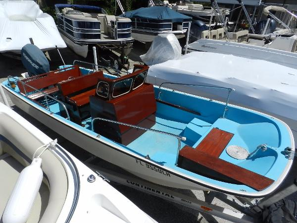 Boston Whaler 16 Nauset