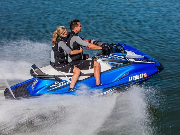 Yamaha Waverunner VX Limited