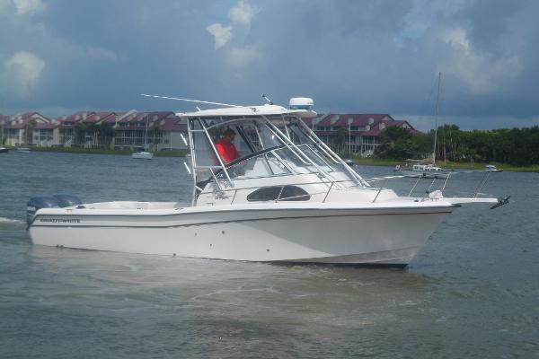 Grady-White Sailfish 282 STARBOARD UNDERWAY