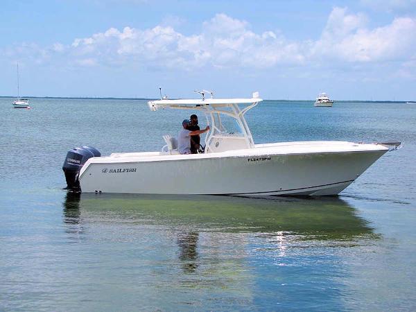 Sailfish 270 CC